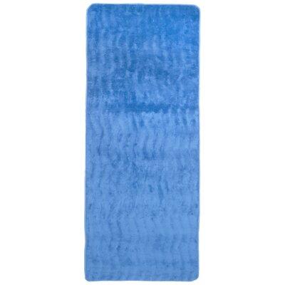 Lavish Home Memory Foam Extra Long Bath Mat Reviews Wayfair