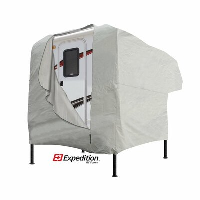 Eevelle Expedition Truck Camper Cover