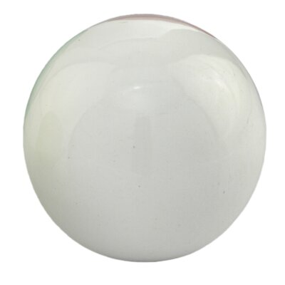 Modern Day Accents Sphere Decorative Ball II Sculpture
