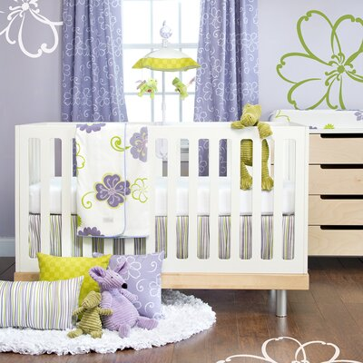 Lulu 3 Piece Crib Bedding Set by Sweet Potato by Glenna Jean