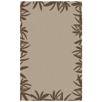 Escape Ivory & Slate Green Area Rug by Somerset Bay