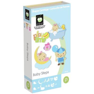 Cricut Baby Steps Cartridge by ProvoCraft