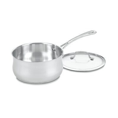 3-qt. Saucepan with Lid by Cuisinart