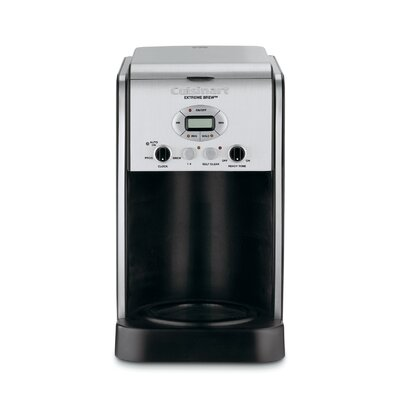 Extreme Brew 10 Cup Thermal Programmable Coffee Maker by Cuisinart