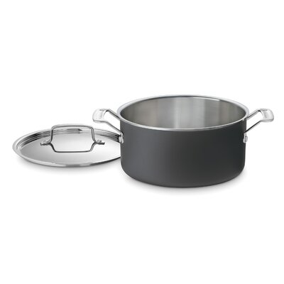 6 Qt. Stock Pot with Lid by Cuisinart