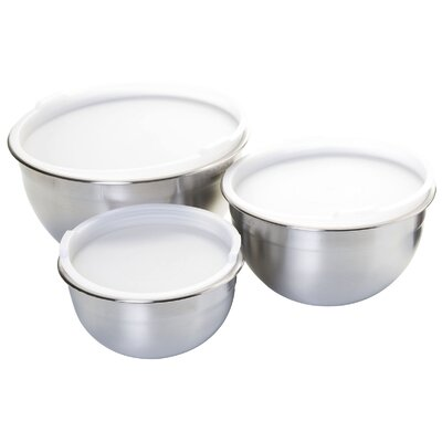 3 Piece Mixing Bowl Set by Cuisinart