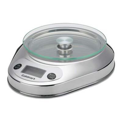 PrecisionChef™ Bowl Digital Kitchen Scale by Cuisinart