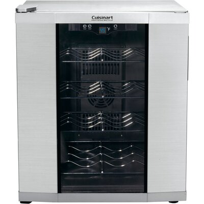Cuisinart Wine Cellar 16 Bottle Single Zone Freestanding