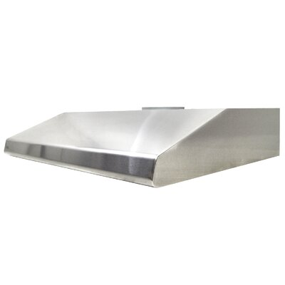 "Brillia 36"" 680 CFM Under Cabinet Range Hood Product Photo"