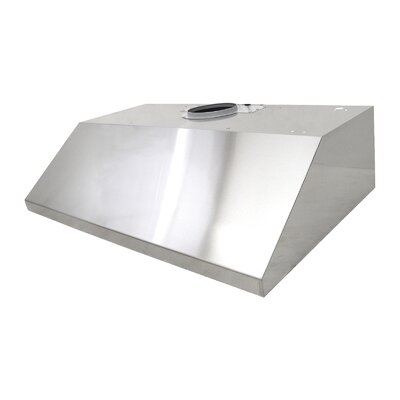 "Brillia 30"" 680 CFM Under Cabinet Range Hood Product Photo"