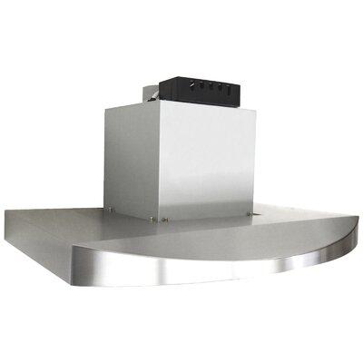 "Premium 30"" 280 - 680 CFM Under Cabinet Range Hood Product Photo"