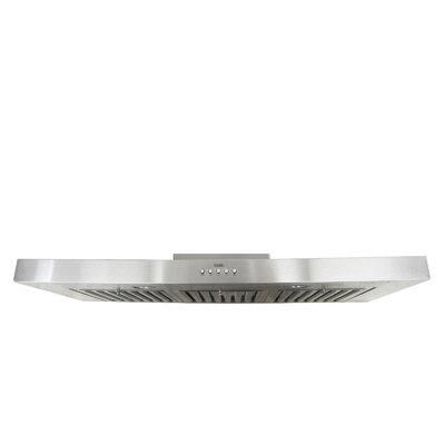 "Brillia 36"" 300 - 750 CFM Under Cabinet Range Hood Product Photo"