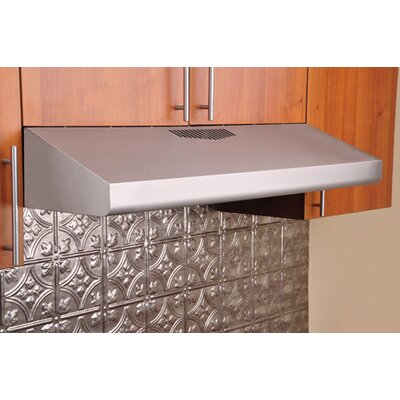 "Brillia 29.75"" 450 CFM Under Cabinet Range Hood Product Photo"