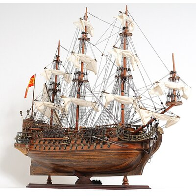 Old Modern Handicrafts San Felipe Exclusive Edition Model Boat