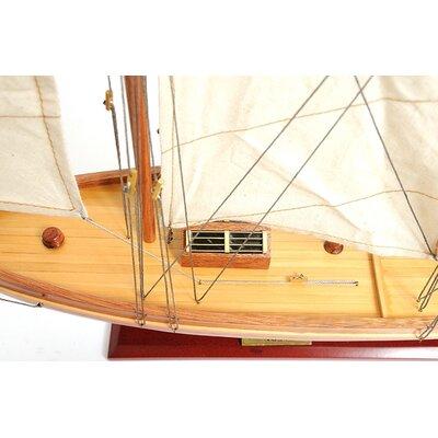 Old Modern Handicrafts America Model Boat