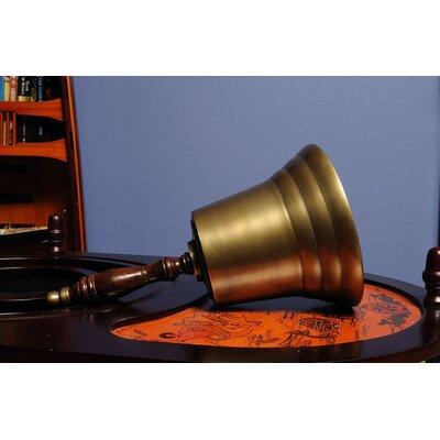 "Old Modern Handicrafts 6"" Hand Bell"