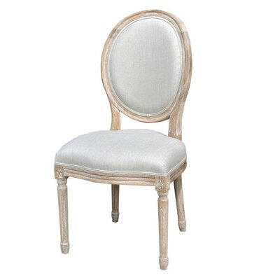 Louis Classic Side Chair by The Bella Collection