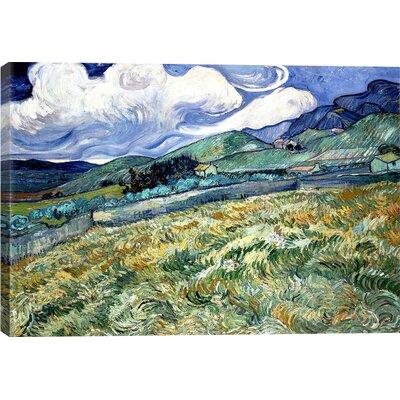 Icanvas Landscape At Saint Remy By Vincent Van Gogh
