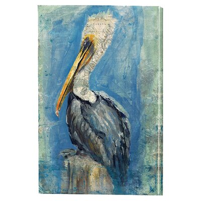 Brown Pelican Indoor by Anthony Marrow on Canvas by Cape Craftsmen