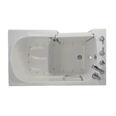 Economy Air Massage Whirlpool Walk-In Tub Product Photo