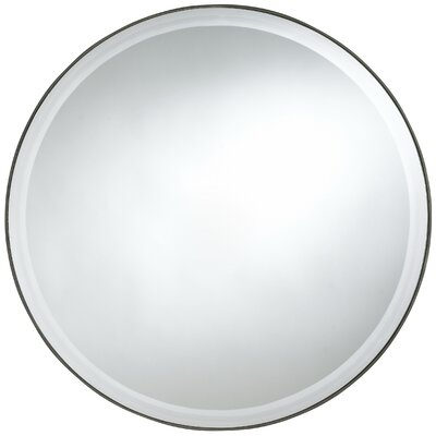 Seymour Round Mirror by Cooper Classics