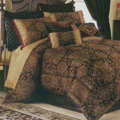 Sereda 7 Piece Queen Comforter Set by Chic Home