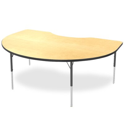 """Marco Group Inc. 72"""" x 48"""" Kidney Classroom Table"""