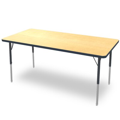 "Marco Group Inc. 72"" x 30"" Rectangular Classroom Table"