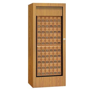Salsbury Industries 30 Door Rear Loading Mailbox