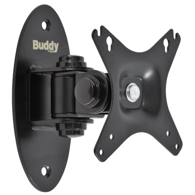 Buddy Products Flush Tilt Wall Mount for LCD / Plasma