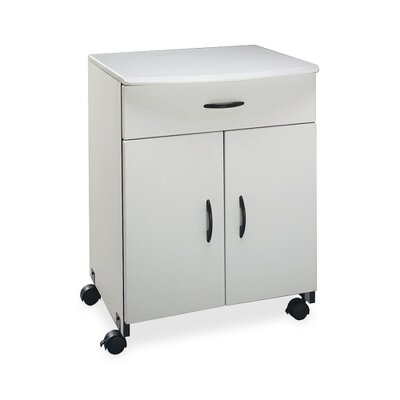 Buddy Products Printer Stand with Double Doors