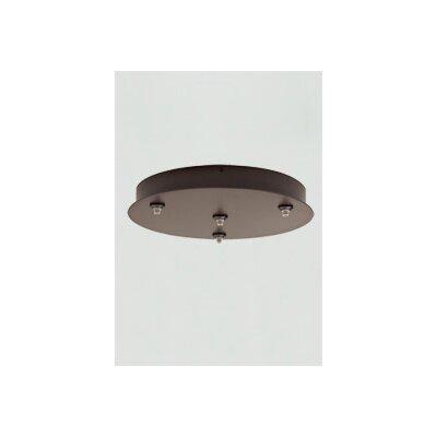 Tech Lighting FreeJack 4-port Round Canopy
