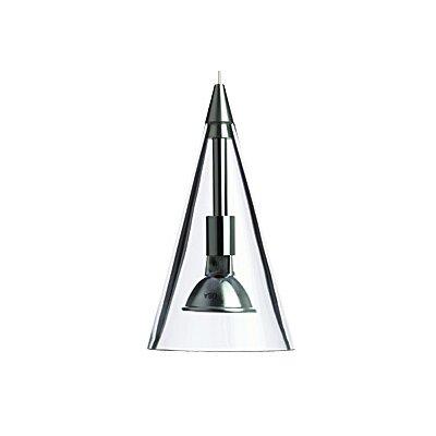 Cone 1 Light Monorail Pendant Product Photo