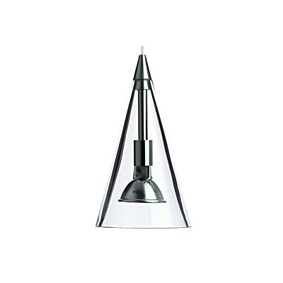 Cone 1 Light Two-Circuit Monorail Pendant Product Photo