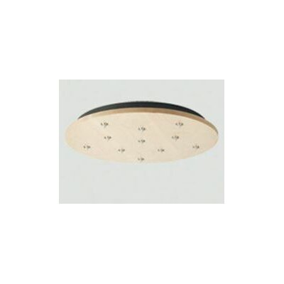 Tech Lighting FreeJack 11-Port Round Canopy