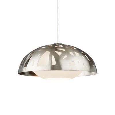 Tech Lighting Ventana 1 Light Bowl Pendant