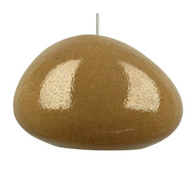 Tech Lighting River Rock 1 Light Mini Pendant
