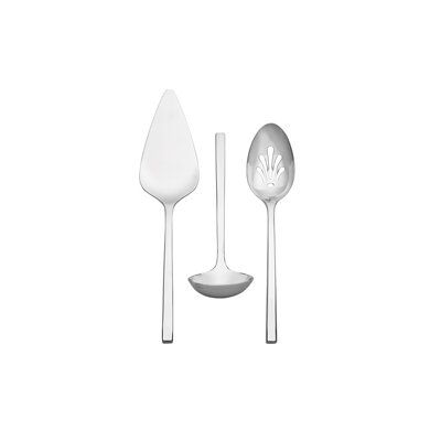 Polished 3 Piece Serving Set by Vera Wang