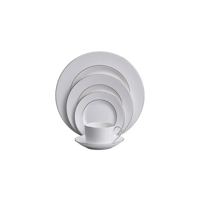 Blanc Sur Blanc Dinnerware Collection by Vera Wang