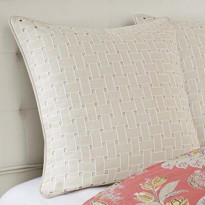 Ishana Cotton Throw Pillow by echo design