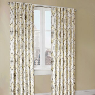 Echo Design™ Lanterna Single Curtain Panel
