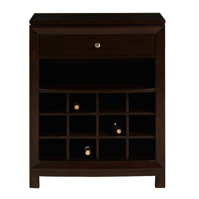 12 Bottle Wine Cabinet by PRI