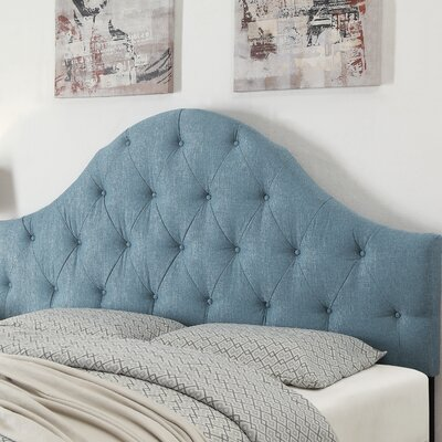 Modern Upholstered Headboard by PRI