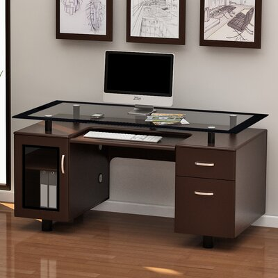 Arria Executive Desk by Z-Line Designs