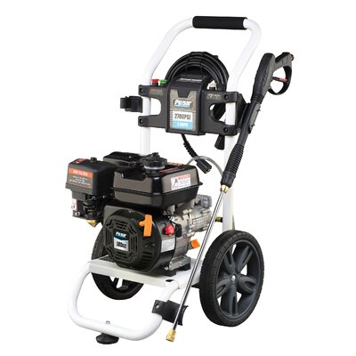 Gas-Powered 2700 PSI Power Pressure Washer with Hose by Pulsar Products
