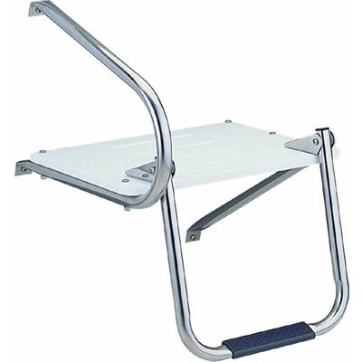Garelick MFG. Company Outboard Swim Platform with Ladder