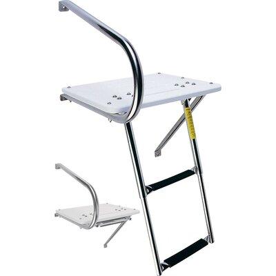Garelick MFG. Company O/B Swim Platform Ladder