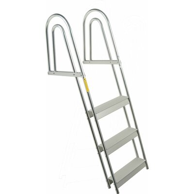 Garelick MFG. Company 3-Step Dock Pontoon Ladder