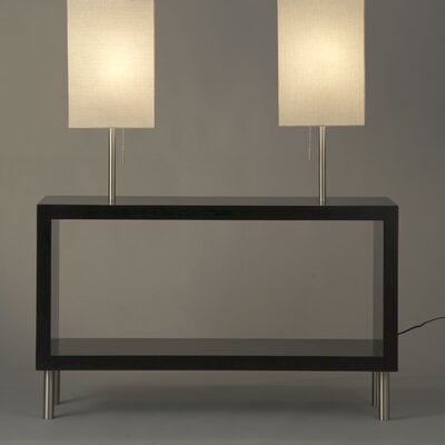 Twin Lit Console Table by Nova