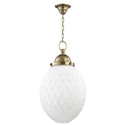 Columbia 1 Light Globe Pendant by Hudson Valley Lighting